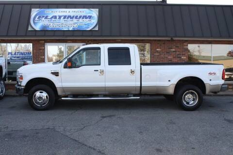 2008 Ford F-350 Super Duty for sale at Platinum Auto World in Fredericksburg VA