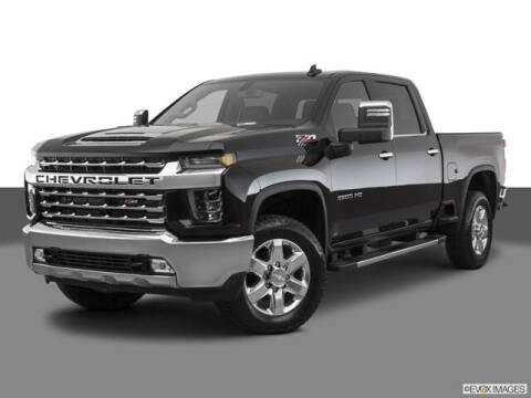 2020 Chevrolet Silverado 3500HD for sale at West Motor Company - West Motor Ford in Preston ID
