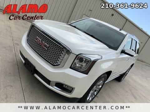 2015 GMC Yukon for sale at Alamo Car Center in San Antonio TX
