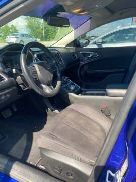 2015 Chrysler 200 for sale at Wildfire Motors in Richmond IN