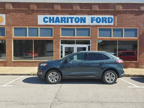 2019 Ford Edge for sale at Chariton Ford in Chariton IA