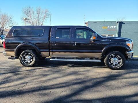 2014 Ford F-250 Super Duty for sale at THE LOT in Sioux Falls SD