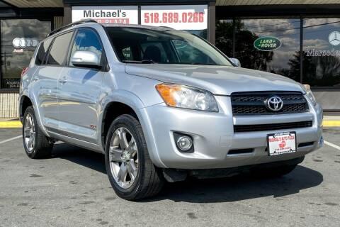 2010 Toyota RAV4 for sale at Michaels Auto Plaza in East Greenbush NY