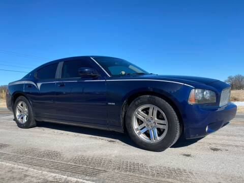 2006 Dodge Charger for sale at ILUVCHEAPCARS.COM in Tulsa OK