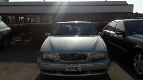 1998 Volvo S70 for sale at Goleta Motors in Goleta CA