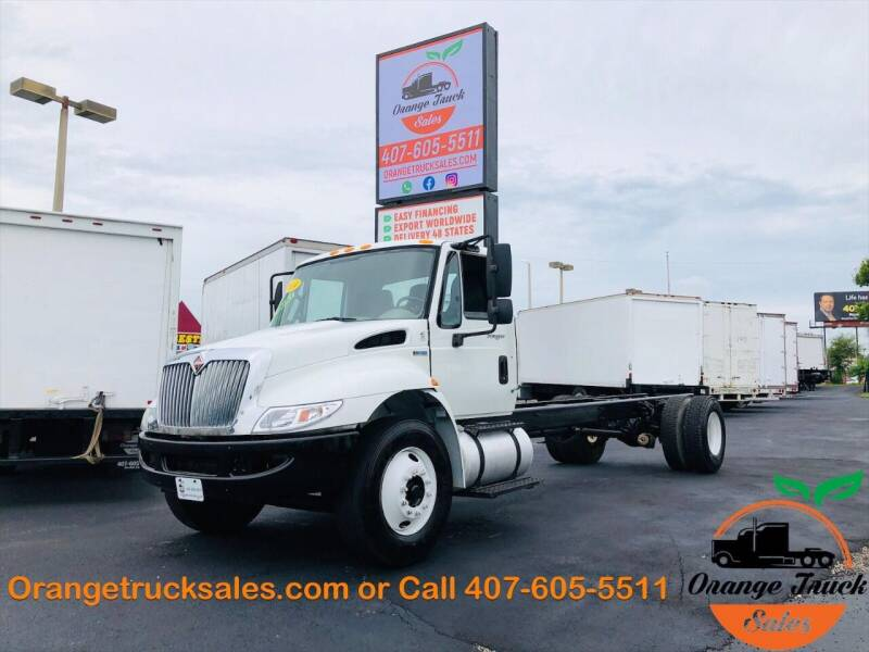 2014 International DuraStar 4300 for sale in Orlando, FL