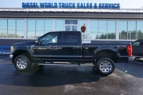2017 Ford F-250 Super Duty for sale at Diesel World Truck Sales in Plaistow NH