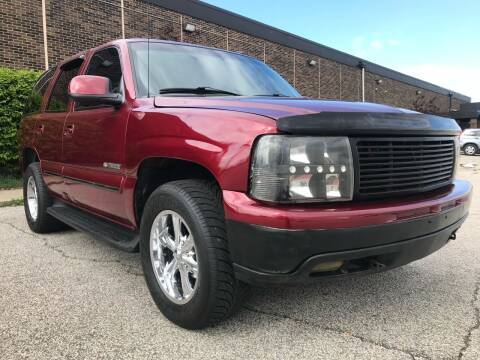 2003 Chevrolet Tahoe for sale at Classic Motor Group in Cleveland OH