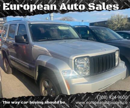 2011 Jeep Liberty for sale at European Auto Sales in Bridgeview IL