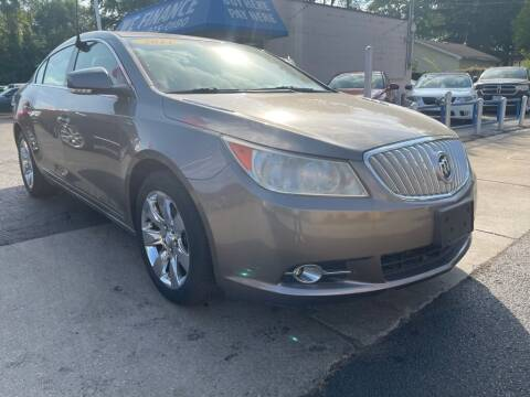 2011 Buick LaCrosse for sale at Great Lakes Auto House in Midlothian IL