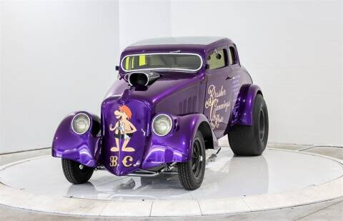 1933 Willys Gasser for sale at Mershon's World Of Cars Inc in Springfield OH