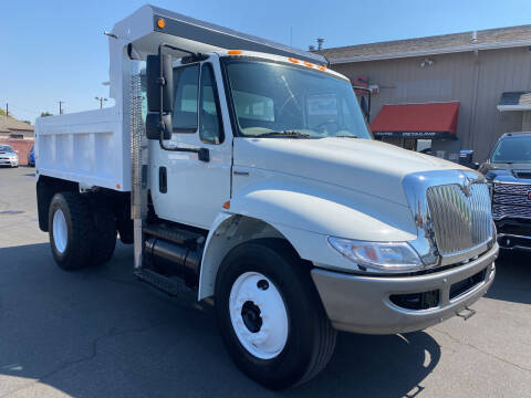 2009 Innternational DuraStar for sale at Dorn Brothers Truck and Auto Sales in Salem OR