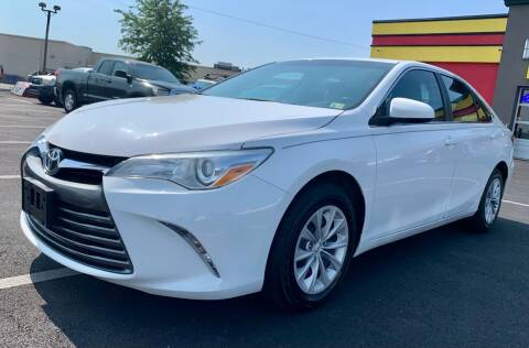 2015 Toyota Camry for sale at L & S AUTO BROKERS in Fredericksburg VA
