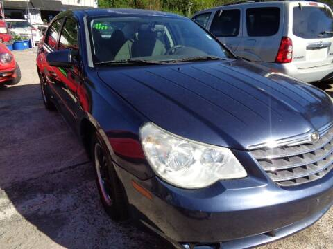 2007 Chrysler Sebring for sale at SCOTT HARRISON MOTOR CO in Houston TX