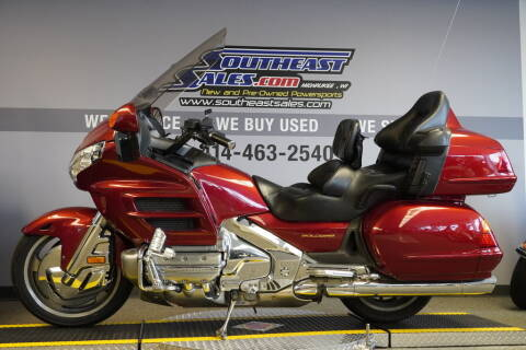 2002 Honda Goldwing for sale at Southeast Sales Powersports in Milwaukee WI