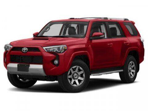 2019 Toyota 4Runner for sale at SCOTT EVANS CHRYSLER DODGE in Carrollton GA
