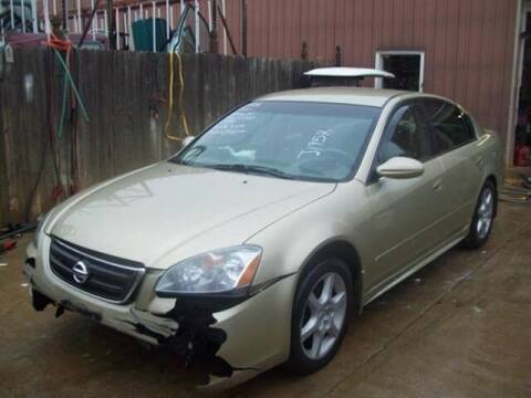 2003 Nissan Altima for sale at East Coast Auto Source Inc. in Bedford VA