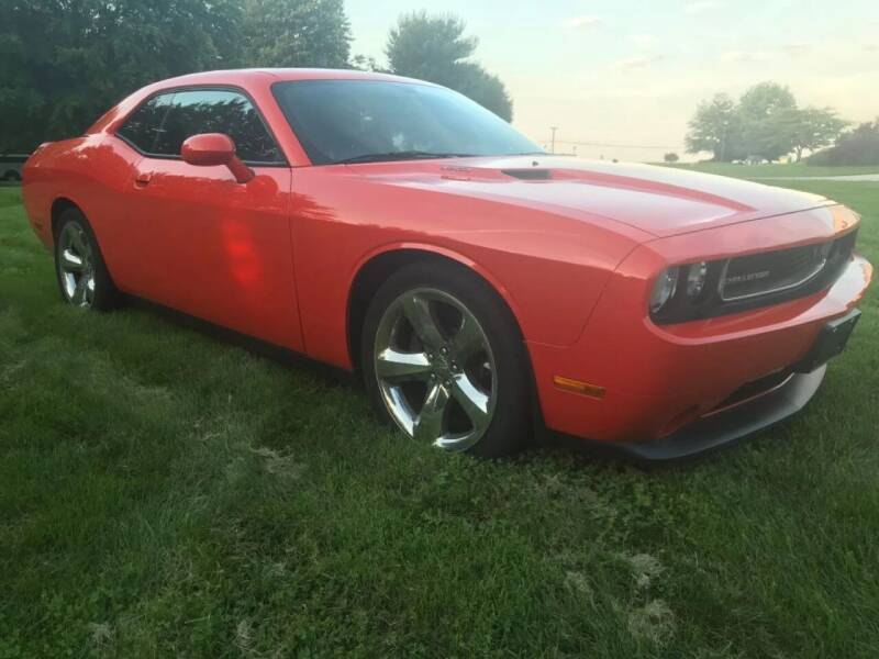 2013 Dodge Challenger for sale at Limitless Garage Inc. in Rockville MD