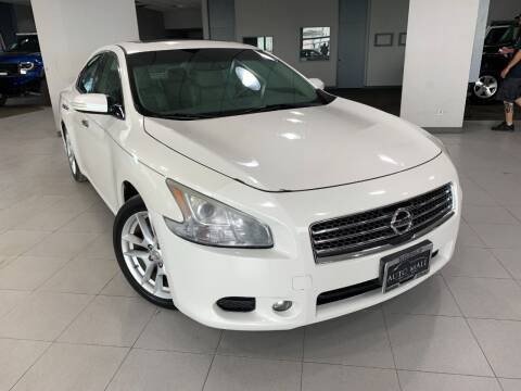2009 Nissan Maxima for sale at Auto Mall of Springfield in Springfield IL