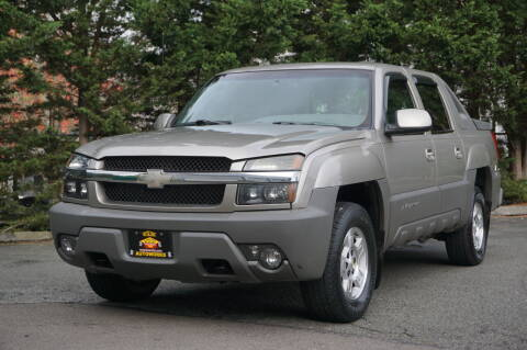 2002 Chevrolet Avalanche for sale at West Coast Auto Works in Edmonds WA