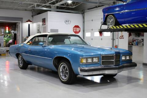 1975 Pontiac Grand Ville for sale at Great Lakes Classic Cars & Detail Shop in Hilton NY