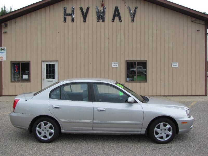 2005 Hyundai Elantra for sale at HyWay Auto Sales in Holland MI