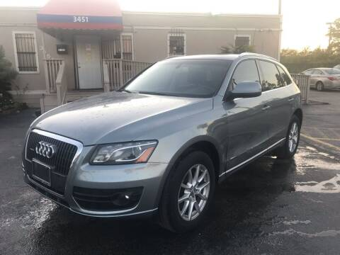 2011 Audi Q5 for sale at Saipan Auto Sales in Houston TX
