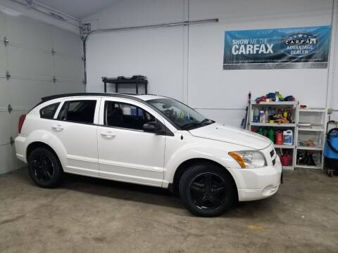 2009 Dodge Caliber for sale at McMinnville Auto Sales LLC in Mcminnville OR