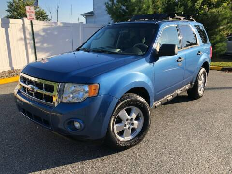 2009 Ford Escape for sale at Giordano Auto Sales in Hasbrouck Heights NJ