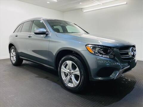 2018 Mercedes-Benz GLC for sale at Champagne Motor Car Company in Willimantic CT