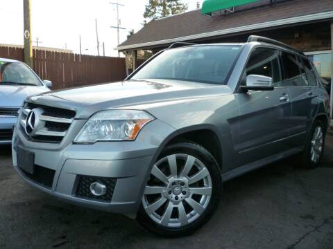 2012 Mercedes-Benz GLK for sale at Sindibad Auto Sale, LLC in Englewood CO