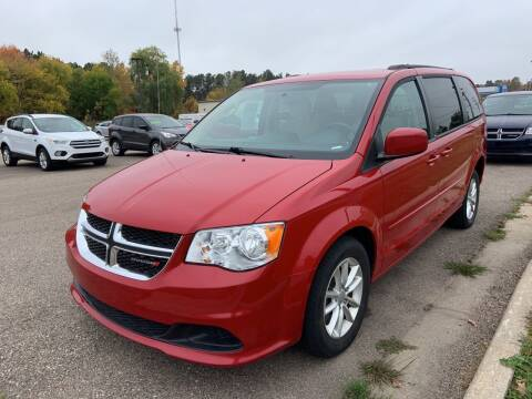 2014 Dodge Grand Caravan for sale at Blake Hollenbeck Auto Sales in Greenville MI
