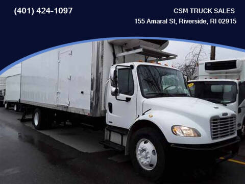 2012 Freightliner M2 106 for sale at CSM TRUCK SALES in Riverside RI