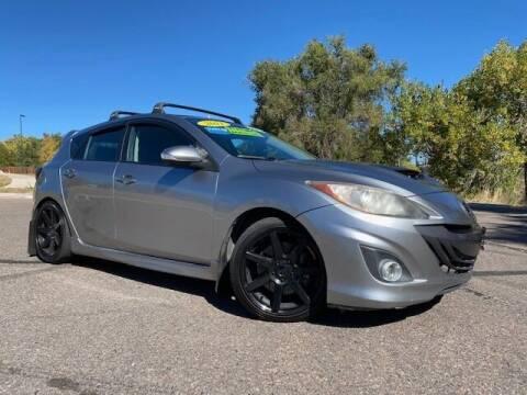2011 Mazda MAZDASPEED3 for sale at UNITED Automotive in Denver CO