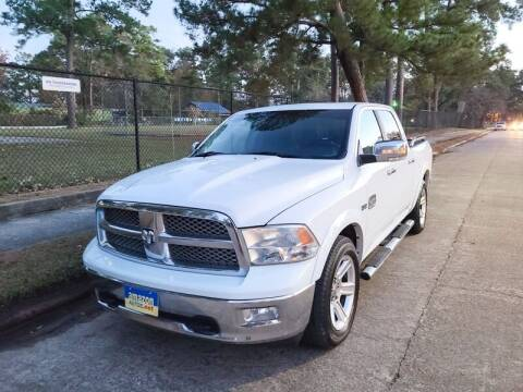 2012 RAM Ram Pickup 1500 for sale at Amazon Autos in Houston TX