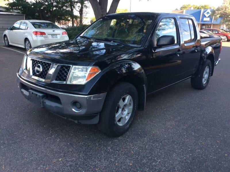 2005 Nissan Frontier for sale at AROUND THE WORLD AUTO SALES in Denver CO