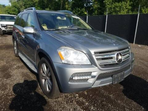 2010 Mercedes-Benz GL-Class for sale at MIKE'S AUTO in Orange NJ