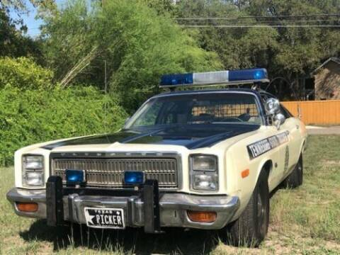 1978 Plymouth Fury for sale at Classic Car Deals in Cadillac MI