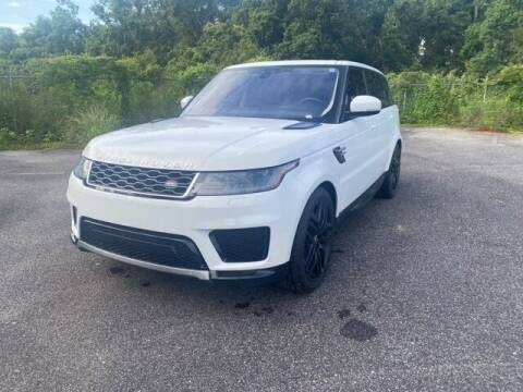 2019 Land Rover Range Rover Sport for sale at JOE BULLARD USED CARS in Mobile AL