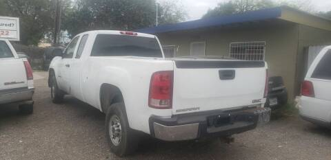 2010 GMC Sierra 2500HD for sale at C.J. AUTO SALES llc. in San Antonio TX