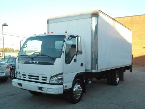 2006 Isuzu NQR for sale at Ohio Motor Cars in Parma OH