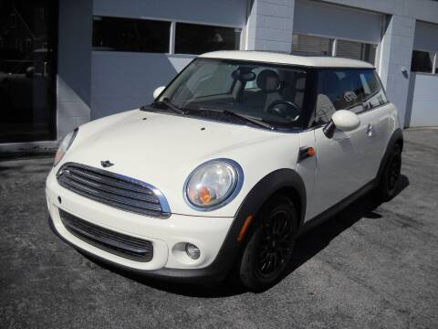 2011 MINI Cooper for sale at Best Wheels Imports in Johnston RI