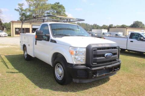 2012 Ford F-350 Super Duty for sale at Vehicle Network - LEE MOTORS in Princeton NC