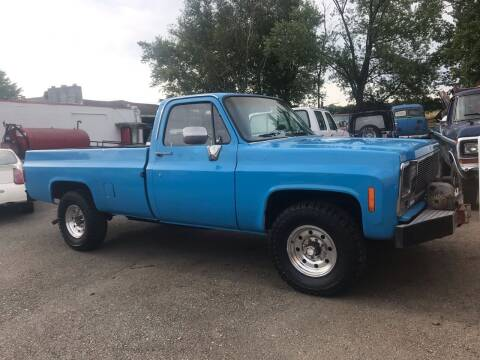 1979 Chevrolet C/K 20 Series for sale at FIREBALL MOTORS LLC in Lowellville OH