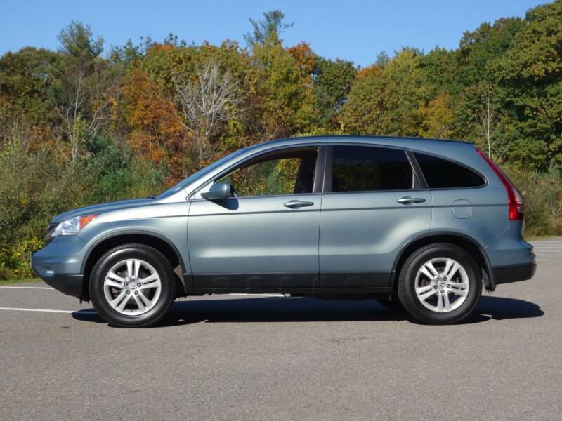 2010 Honda CR-V for sale at Auto Mart in Derry NH