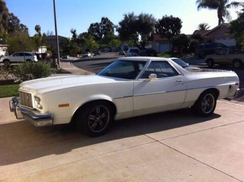 1974 Ford Ranchero for sale at Haggle Me Classics in Hobart IN
