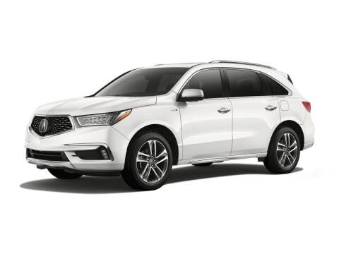 2018 Acura MDX for sale at Hi-Lo Auto Sales in Frederick MD