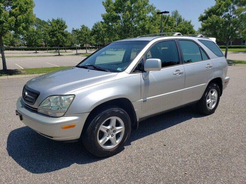 2001 Lexus RX 300 for sale at Auto Expo in Norfolk VA