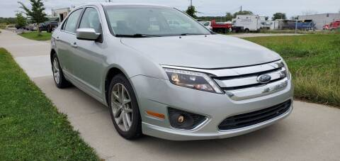 2010 Ford Fusion for sale at Wyss Auto in Oak Creek WI