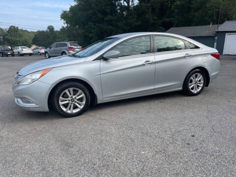 2013 Hyundai Sonata for sale at Adairsville Auto Mart in Plainville GA